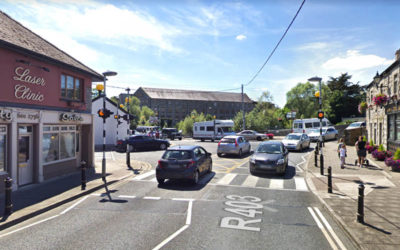 Local Driving Tips: Liffey Bridge in Celbridge